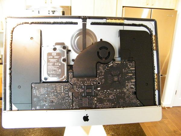 Interior iMac 27 pulgadas
