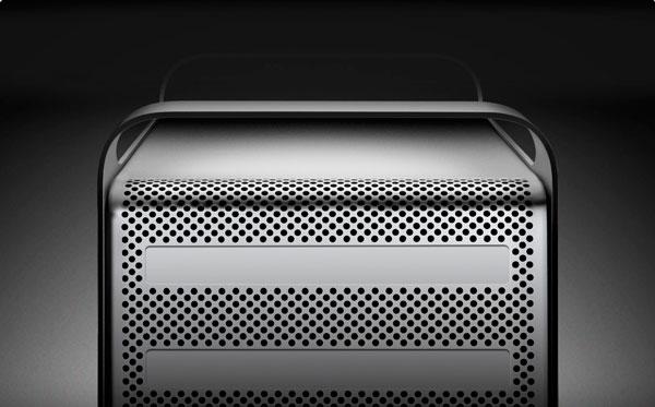 Frontal Mac Pro