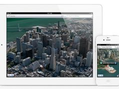 Mapas Apple iOS