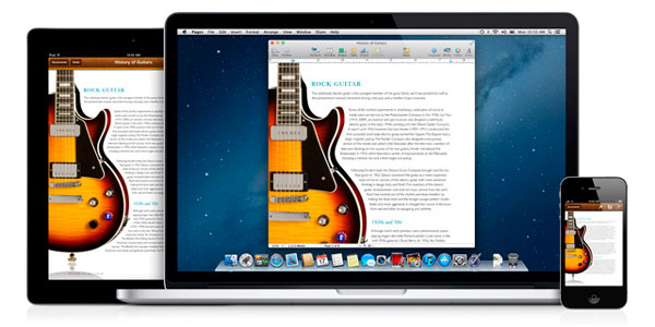 Mac con Mountain Lion