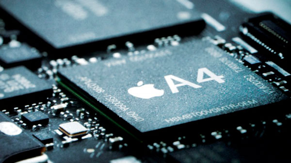 Procesador A4 Apple