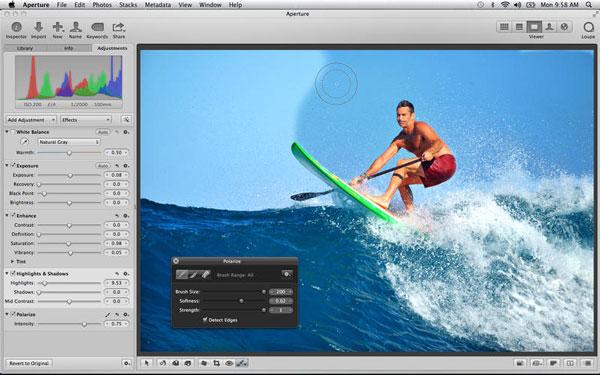 aperture mac Aplicaciones imprescindibles para nuevos usuarios de Mac
