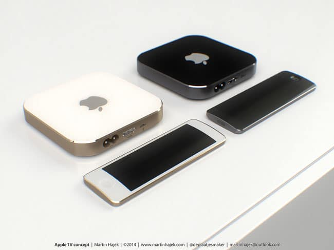 concepto apple tv martin hajek24