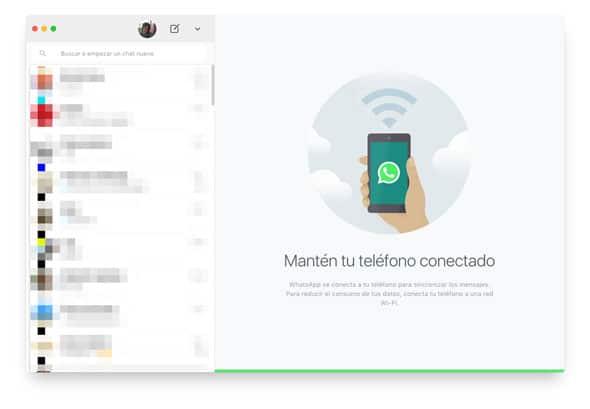 WhatsApp para Mac
