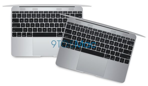 MacBook Air de 12 pulgadas filtrado
