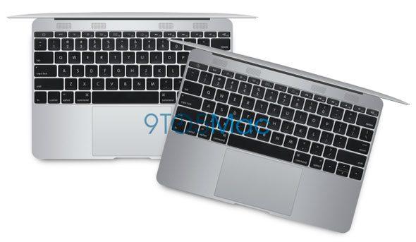 MacBook Air de 12 pulgadas filtrado