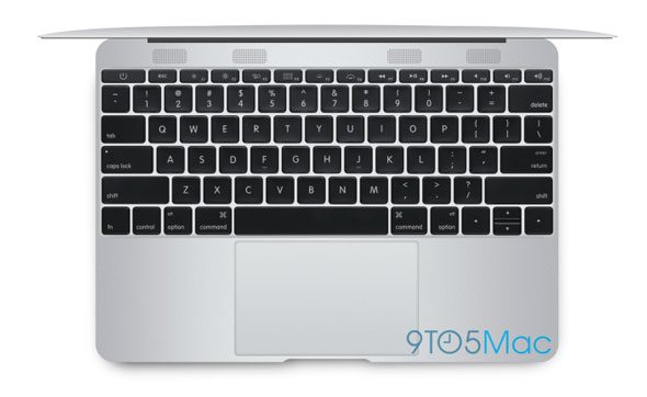 Teclado MacBook Air 12 pulgadas Retina