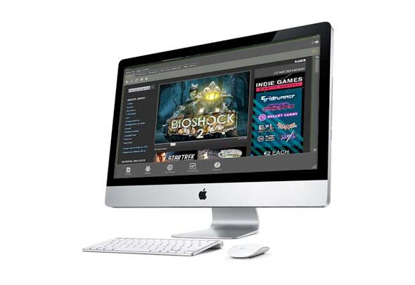 iMac Juegos