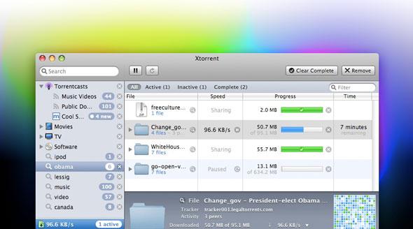 xTorrent Mac