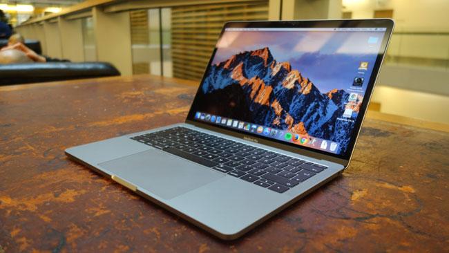 MacBook Pro 2016 sin Touch Bar