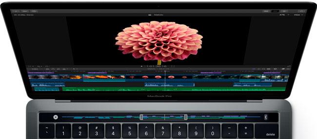 Potencia del MacBook Pro
