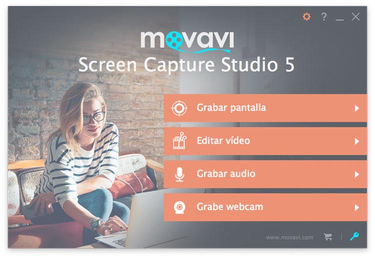 Editar vídeo con Movavi