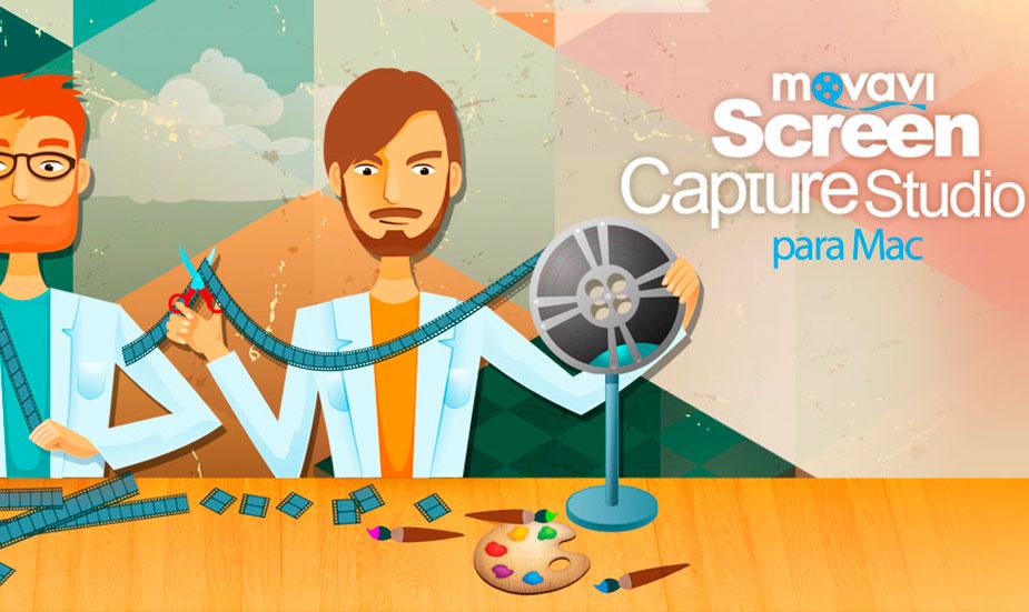 Movavi Screen Capture Studio 5 para Mac