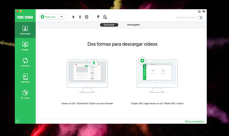 iTube Studio, software para descargar vídeos de Youtube desde Mac